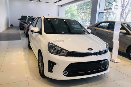 Kia Soluto Luxury 2020